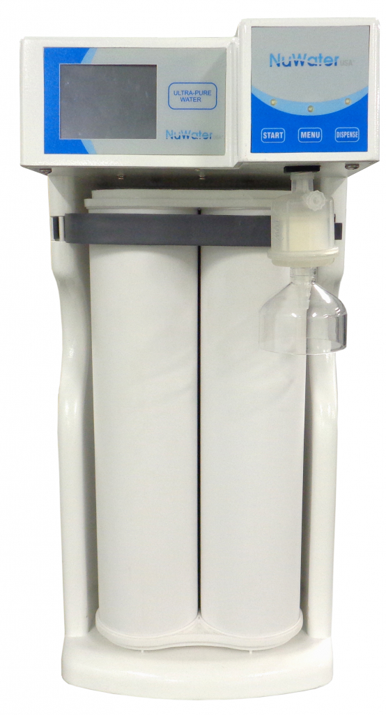 Point-of-Use Lab Water – Trident Technology